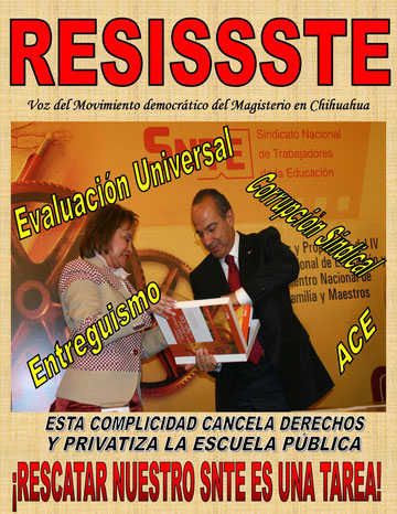 REVISTA RESISSSTE NOVIEMBRE 2011