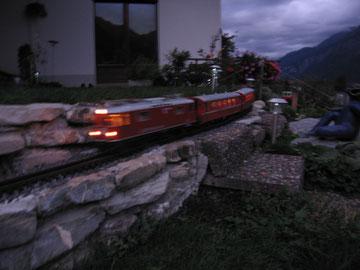 Felsberg Lokomotive