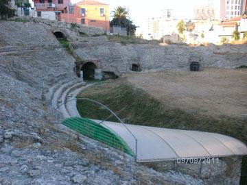 Roemischer Amphitheater Durres