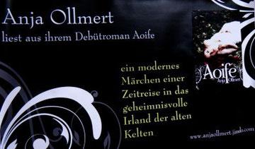 Werbebanner Aoife-Lesungen