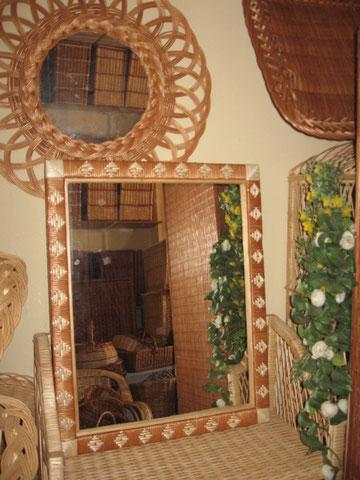 Espejos (cuadrado y redondo)