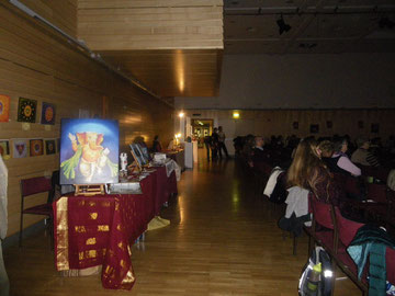 2013 Meditation for the world , Vienna