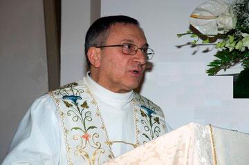 Il nostro parroco don PINO D'ALEO