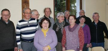 Cliquez sur la photo du  Nouveau Conseil d'administration