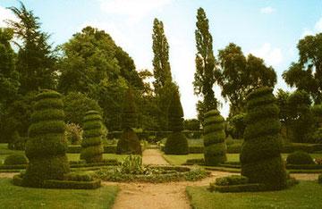 Les jardins de la Massonnière