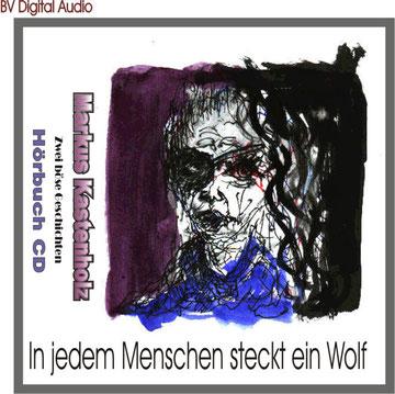 Eines der ersten Hörbücher der Edition, gelesen von Stephan Peters. Cover: Michael Blümel