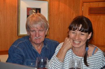 Giselle & George / Samirena III(FRA), Jacare 06-09-2012