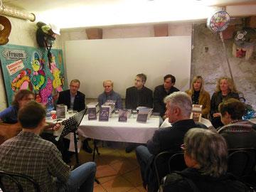 Buchfestival im Breesmelikeller