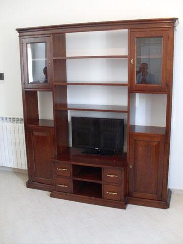 Libreria da soggiorno - Di-Pol divani, poltrone, complementi d ...