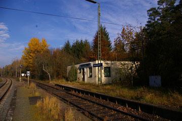 ehem. Stationsgebäude Altenschwand