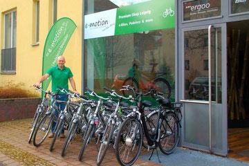 eBike Premium-Shop Leipzig