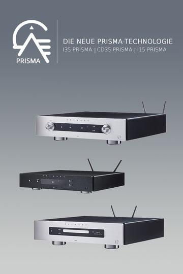 Primare I35 und CD35 und I15