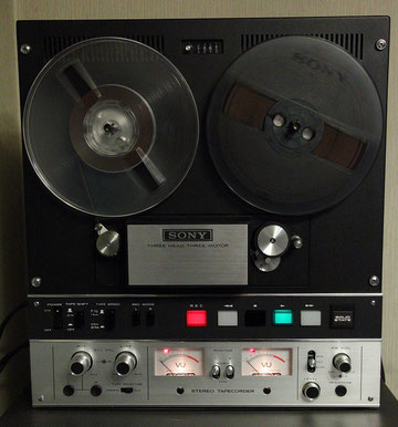 SONY TC-707SD Professional Open reel Tape Deck