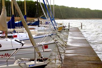 Hafen Grabensee