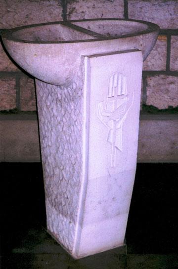 Fonts Baptismaux de l'église Saint-Pierre de Miannay