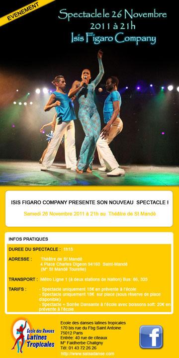 isis figaro company