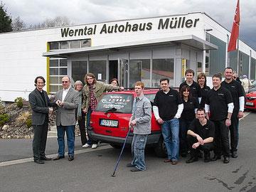 Werntal Autohaus-Fortschritt e.V.-Würzburg