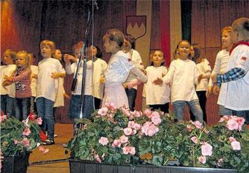 Singkreis für Kinder - 2011