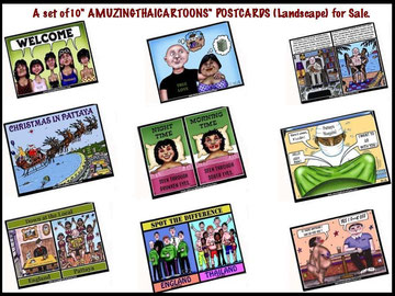 Pattaya Postcards
