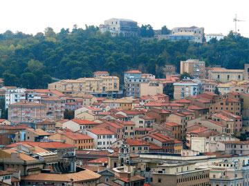 Tagesanbruch Ancona
