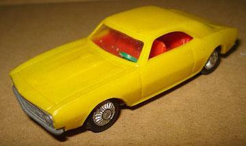 Chevrolet Camaro de Eldon.