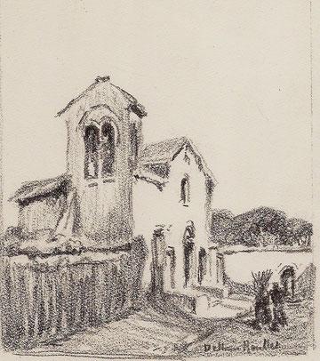 Petite chapelle.