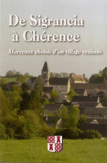 Un grand merci à Robert Weinland pour avoir pensé à Marie-Thérèse et à son mari dans ce livre très complet à tout point de vue sur Chérence.
