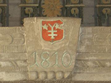 Türportal oberer Bethenbühl, Oberägeri