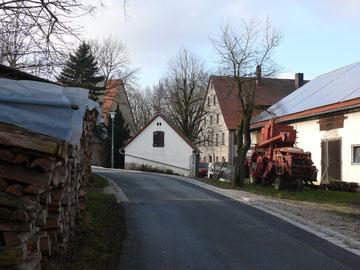 Nuschelberger Hauptstraße