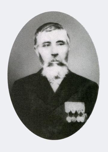 Купец Я.Ф. Санников