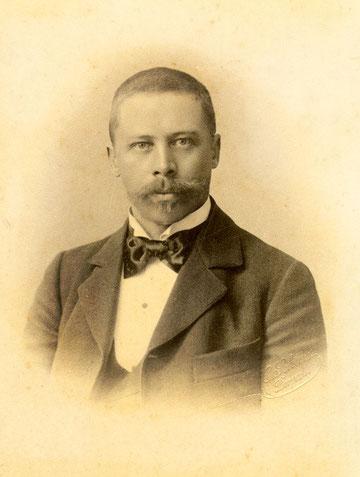 Доктор Герман Эдуардович Вальтер