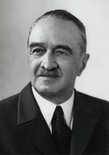 Председатель Совнаркома СССР А.И. Микоян