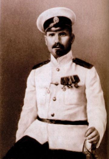 Георгий Яковлевич Седов
