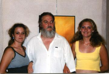 le peintre et ses filles - 1999