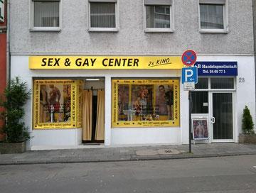 Unser Ladengeschäft in der Mathiasstrasse 23, 50676 Köln