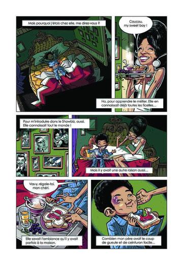 """JGSB : Page 3 """"Diana Ross, la femme de ma vie ?"""""""