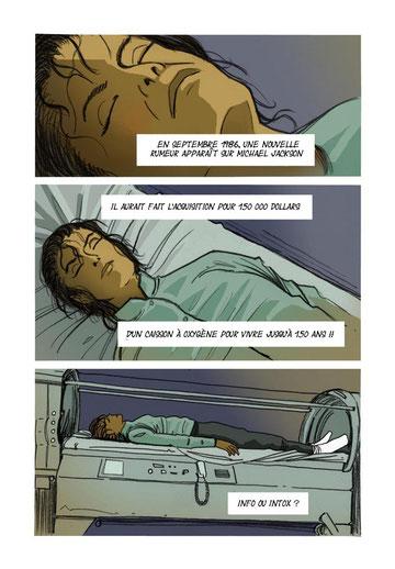 """Guillaume Tavernier : Page 1 """"Le caisson à rumeurs"""""""