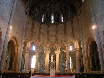 Monasterio de Oseira y Virgen de la Leche