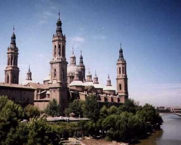Basílica de El Pilar. Zaragoza.