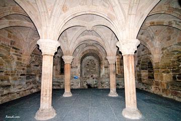 Monasterio de Carracedo,el Bierzo, León