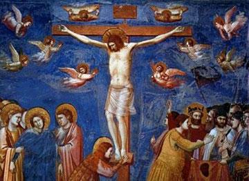 Crucifixión de Gioto.