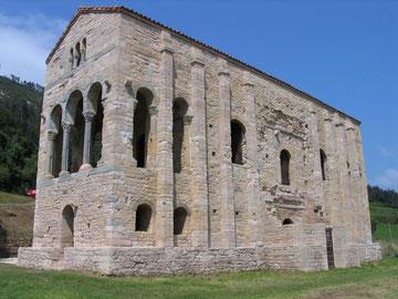 Santa María del Naranco.Asturias