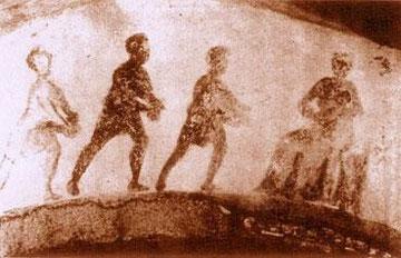 Epifanía o Adoración de los Magos, se repite mucho porque significa la universalidad de la redención. Cristo nace y vienen a adorarle tres personajes que eran astrólogos procedentes de Persia
