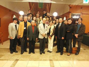 2013年2月22日 「関西支部懇親会」