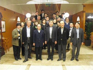 2012年2月17日 「関西支部懇親会」