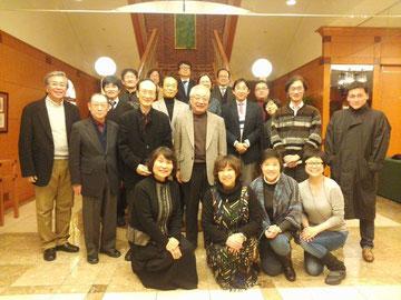2014年2月20日 「関西支部懇親会」