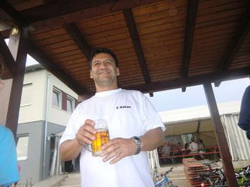 C- Jugend Coach Yasar Hakan