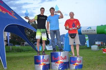 Sieger Serienklasse Sindelka Stephan Willner Günther Braun Reiner