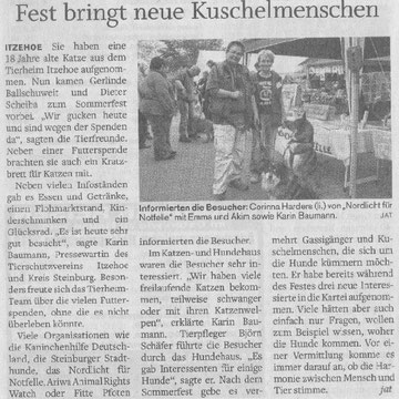 Nordeutsche Rundschau 2.7.2013