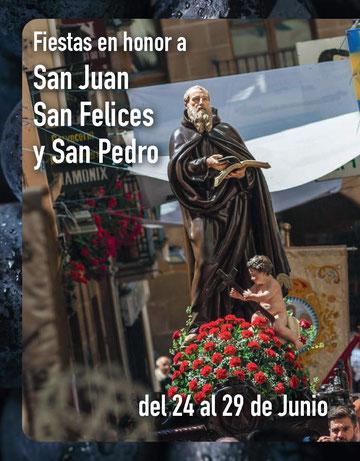La Batalla del Vino en Haro Fiestas